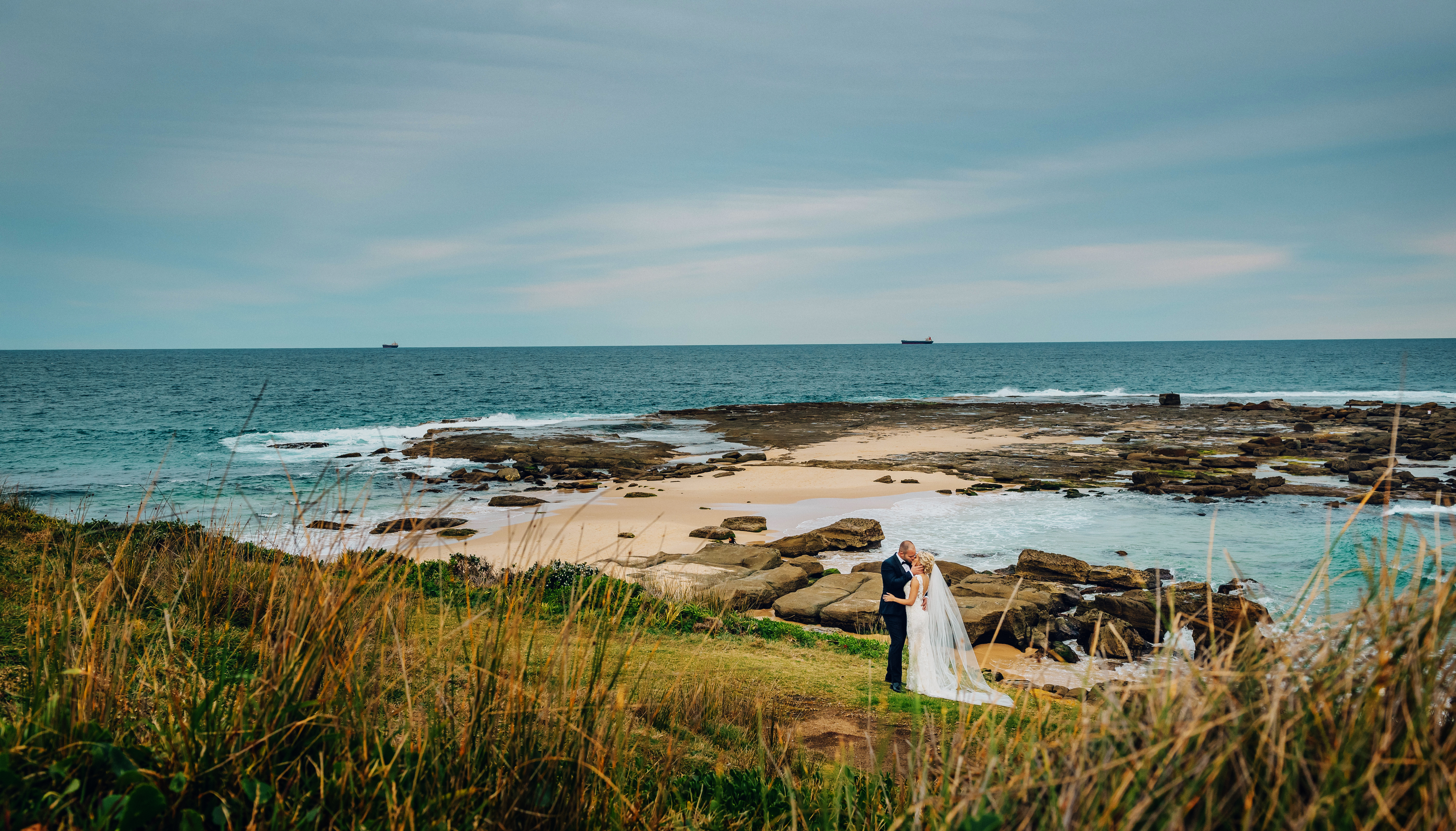 Soldiers Beach Wedding Photography Central Coast Wedding Photographer