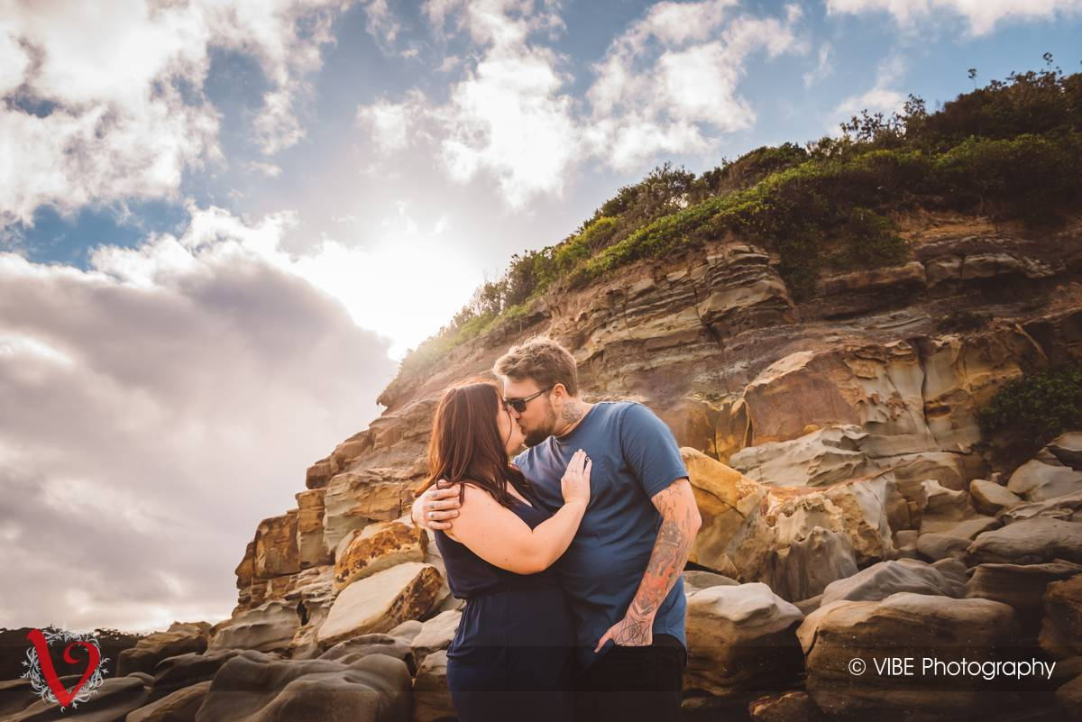 Danni and Mark Engagement Shoot Central Coast 3