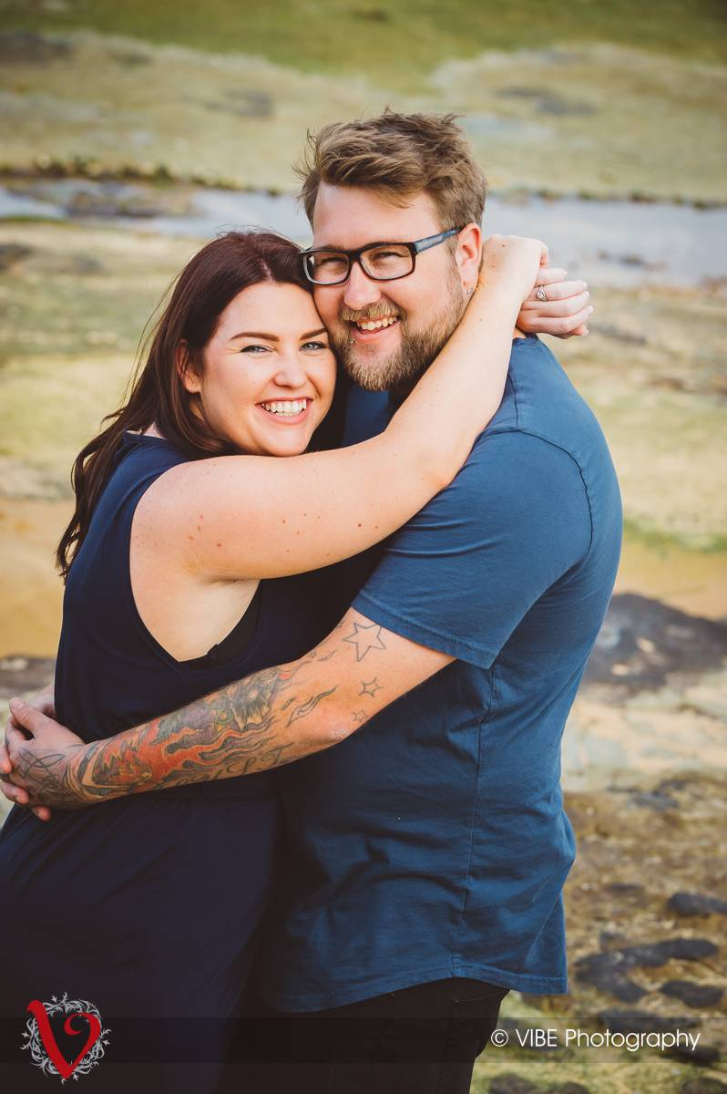 Danni and Mark Engagement Shoot Central Coast 4
