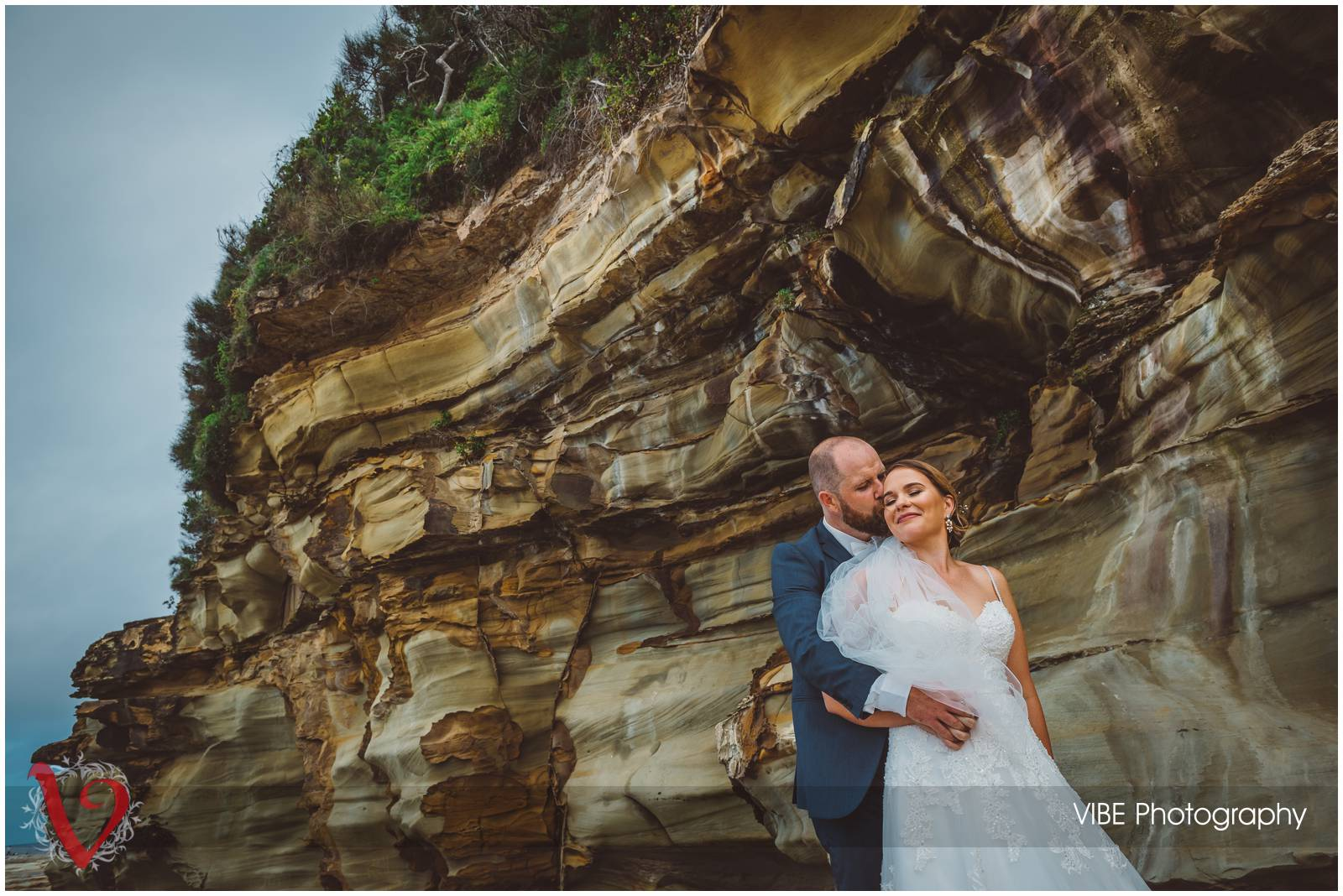 The Forest Chapel Central Coast Wedding Photography VIBE Photography 24