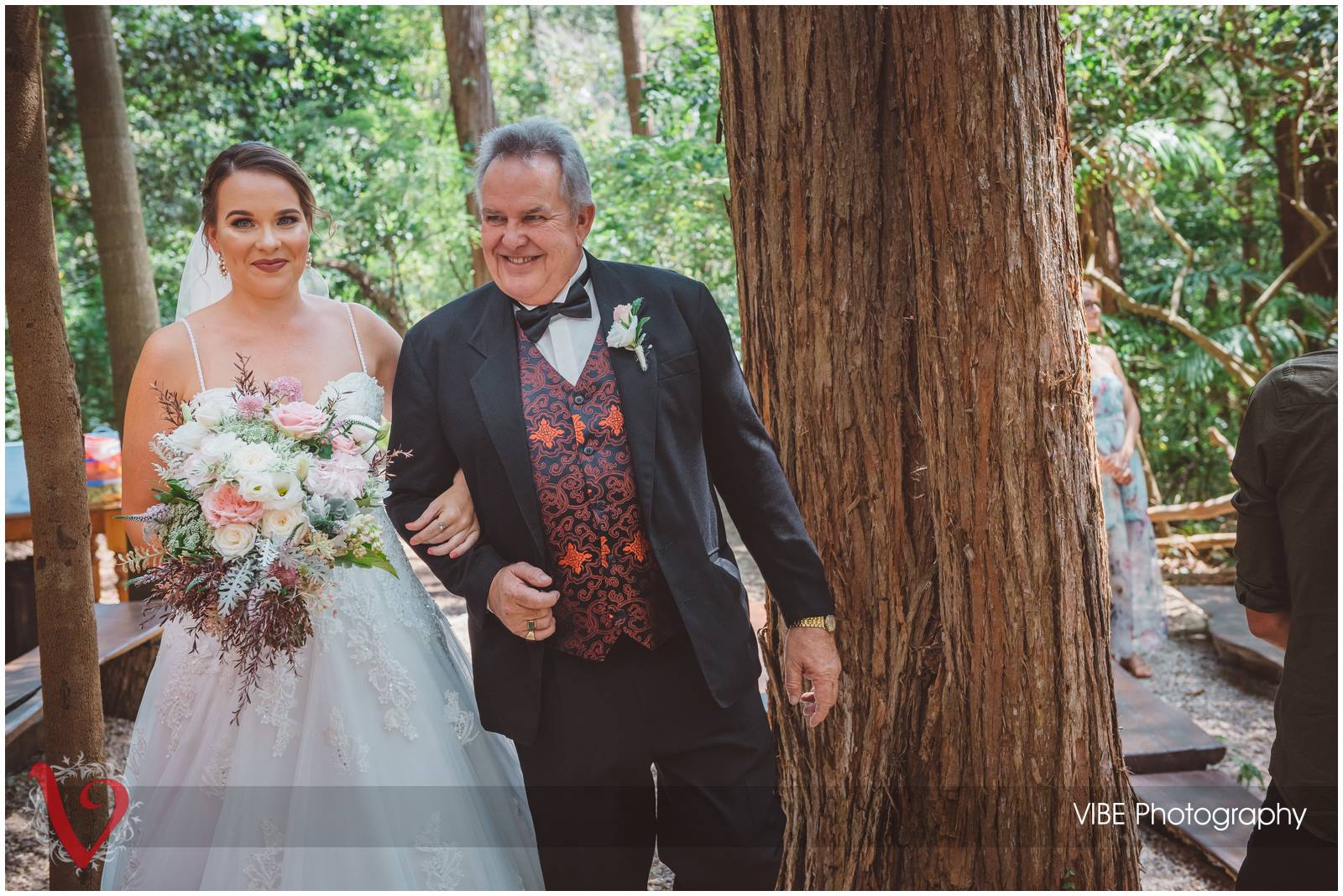 The Forest Chapel Central Coast Wedding Photography VIBE Photography 10