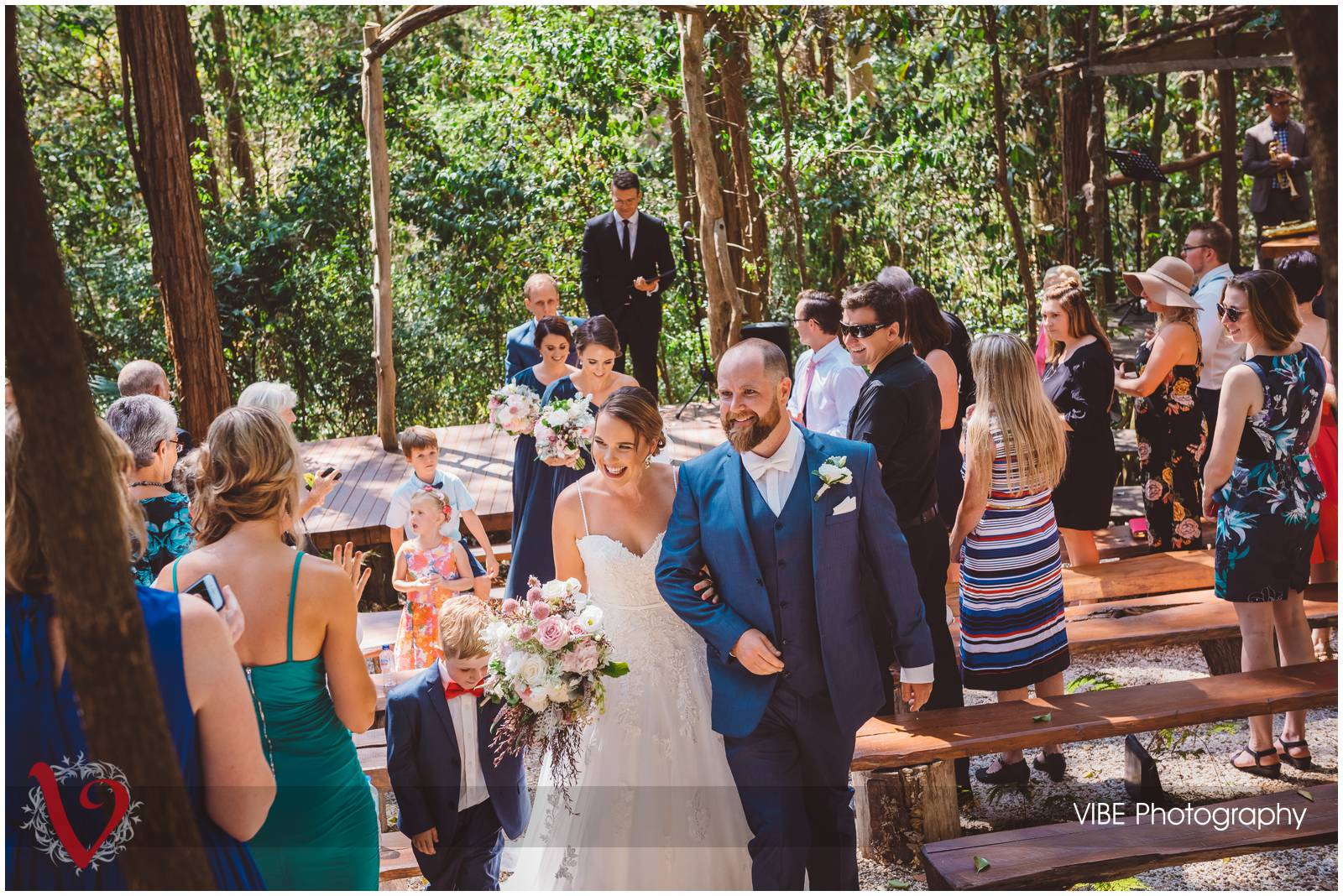 The Forest Chapel Central Coast Wedding Photography VIBE Photography 15