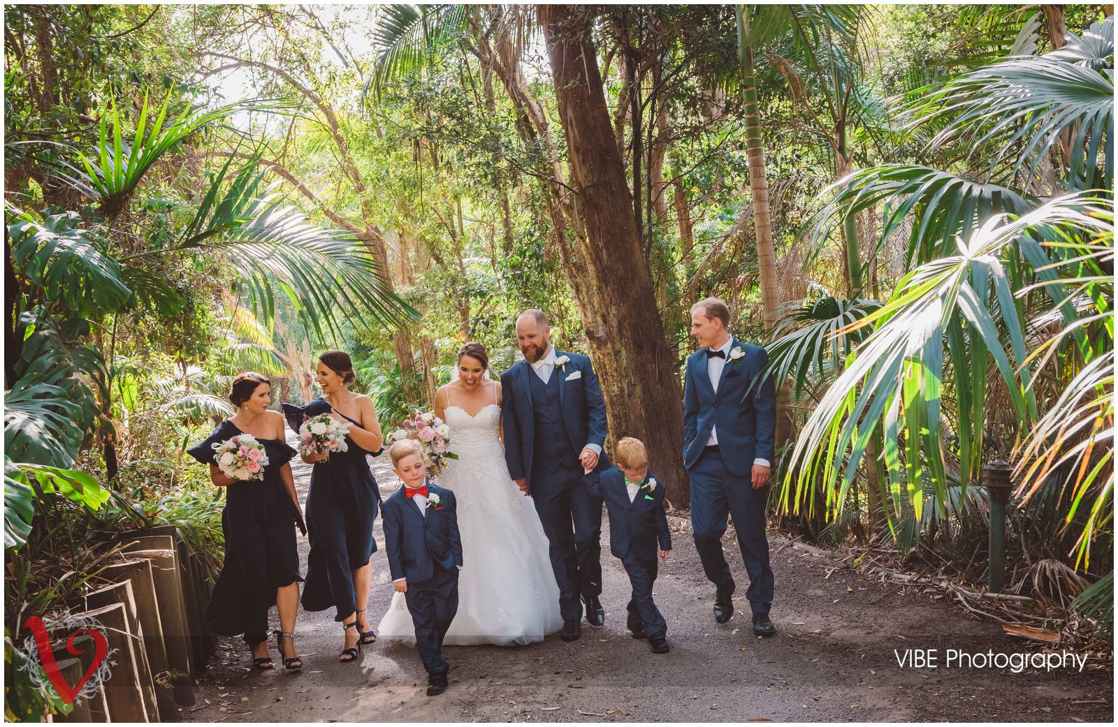 The Forest Chapel Central Coast Wedding Photography VIBE Photography 16