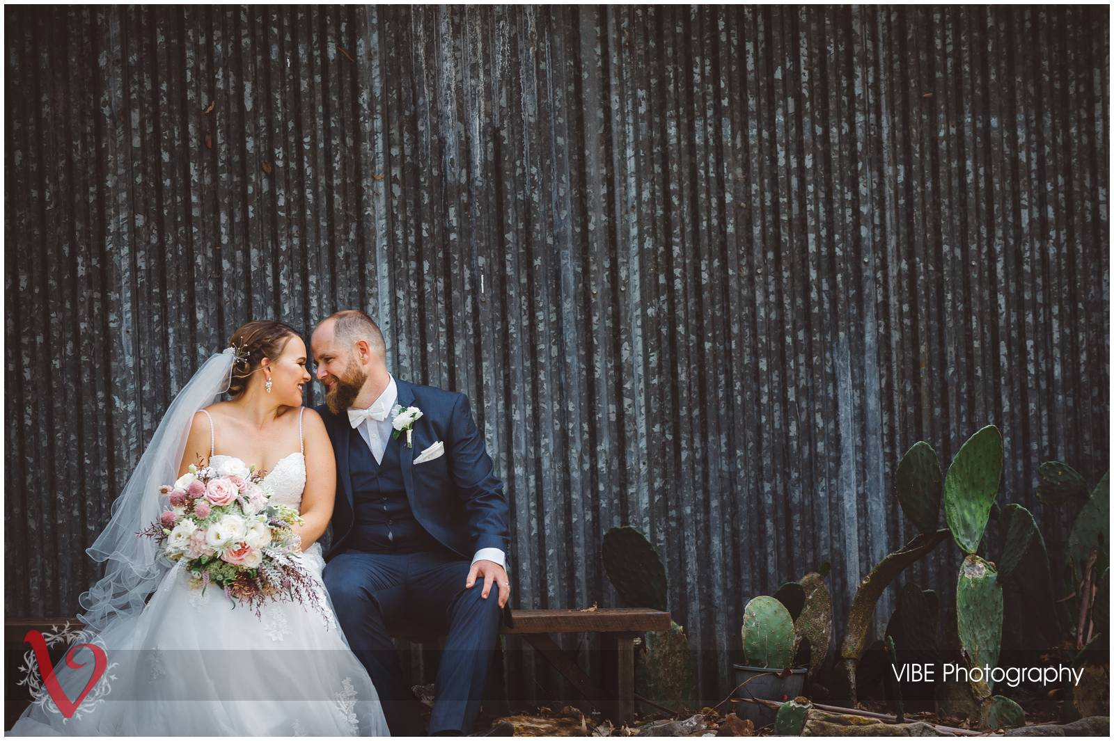 The Forest Chapel Central Coast Wedding Photography VIBE Photography 20
