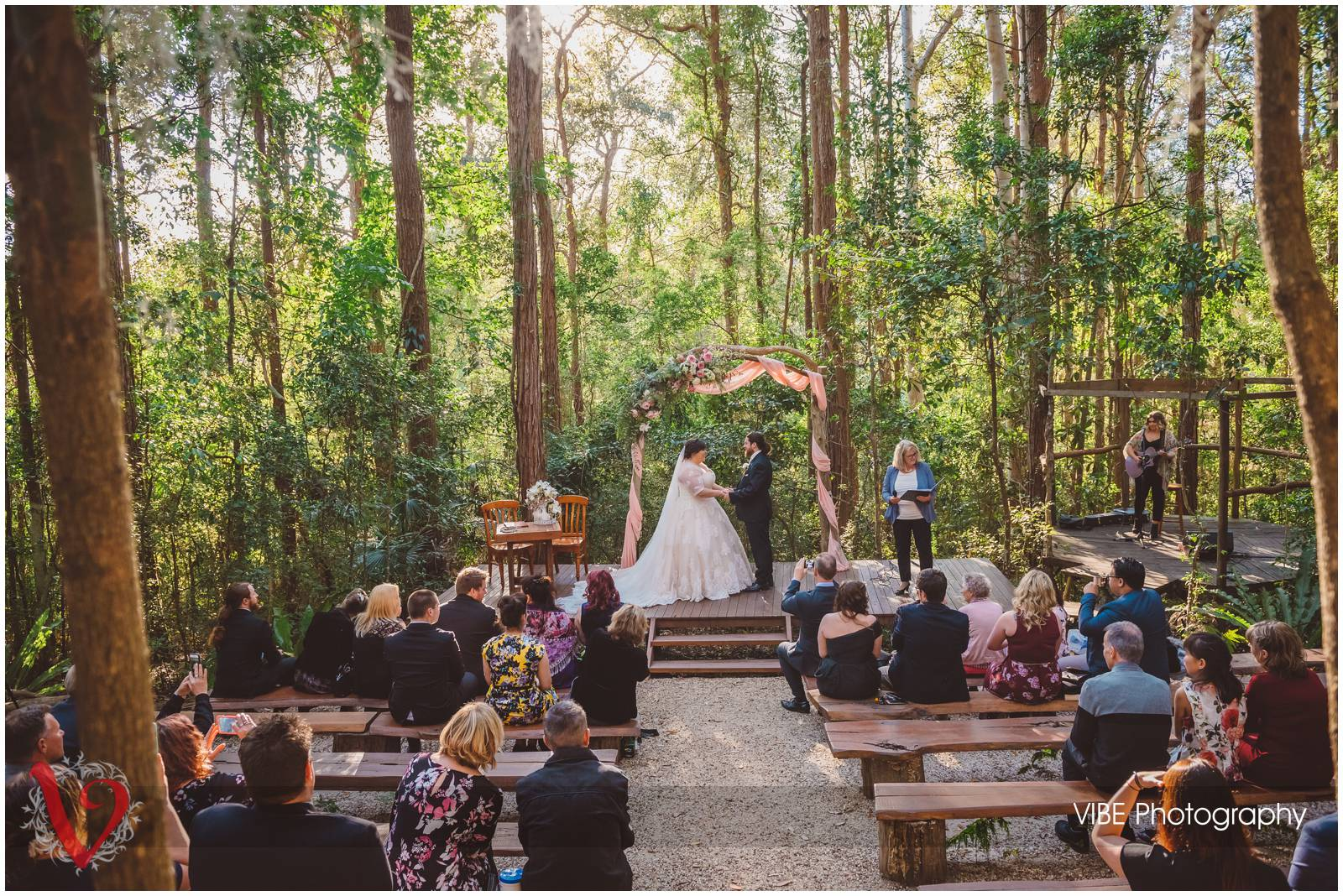 The Forest Chapel Wedding (4)