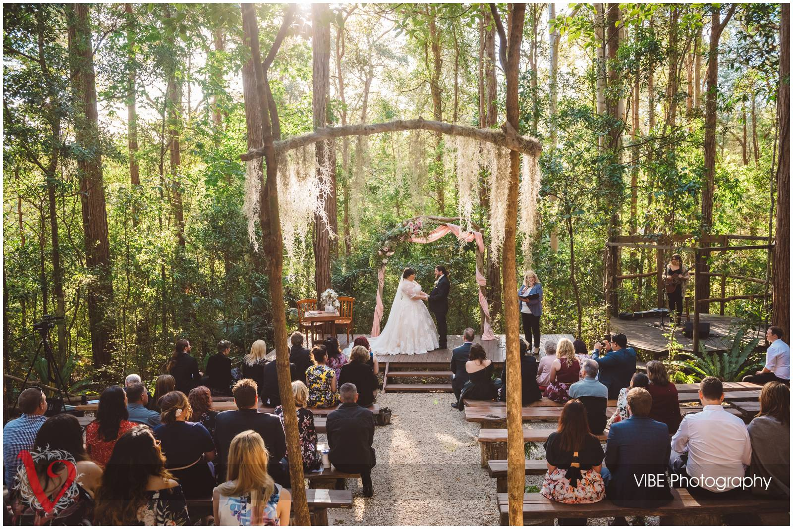 The Forest Chapel Wedding (6)