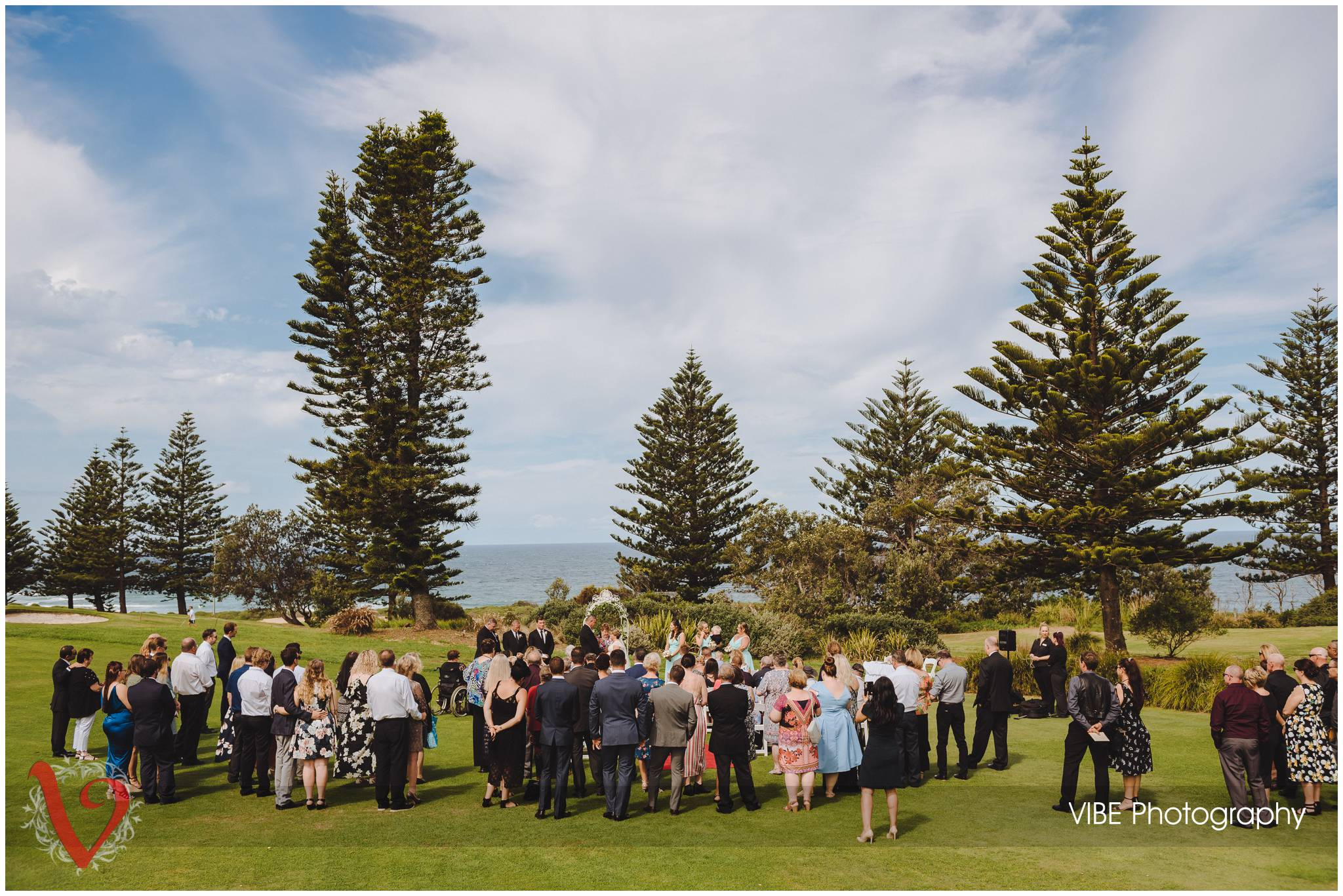 Shelly Beach Golf Club Wedding 1