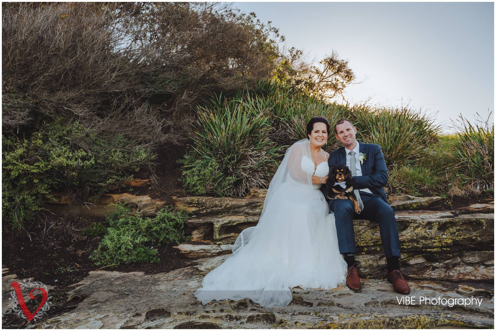 Terrigal haven wedding