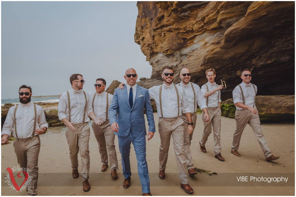 Caves Beach Weddings 9