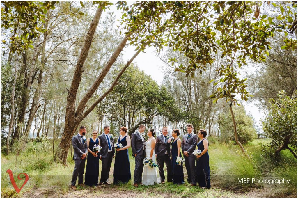 Lake Macquarie wedding 7