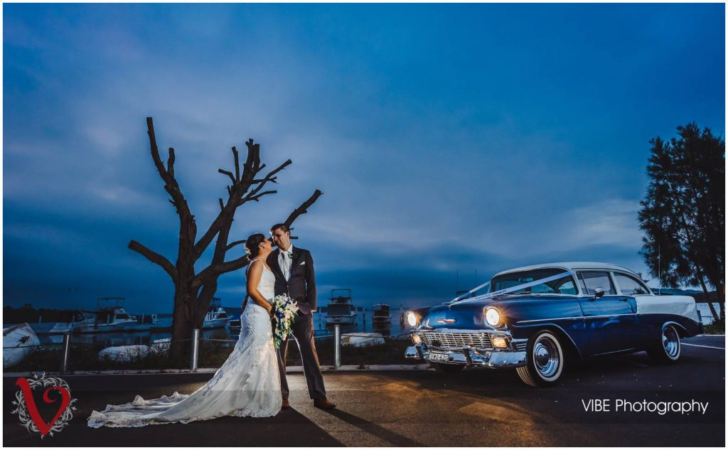 Lake Macquarie wedding 1